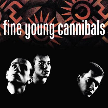 Fine Young Cannibals/SELF-TITLED LP