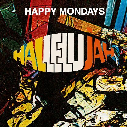 """Happy Mondays/HALLELUJAH (RSD) 12"""""""