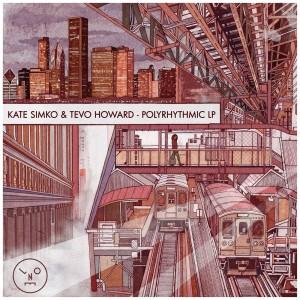 Kate Simko & T. Howard/POLYRHYTHMIC DLP