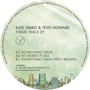 "Kate Simko & Tevo Howard/THEME TRACK 12"""