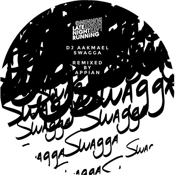 "DJ Aakmael/SWAGGA (APPIAN REMIX) 12"""