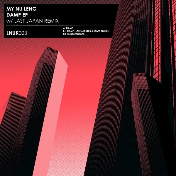 """My Nu Leng/DAMP (LAST JAPAN REMIX) 12"""""""