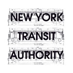 """N.Y. Transit Authority/OFF THE.. VIP 12"""""""