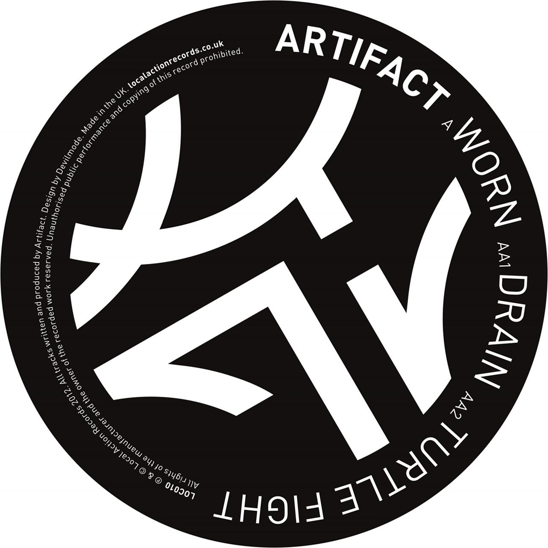 """Artifact/WORN 12"""""""