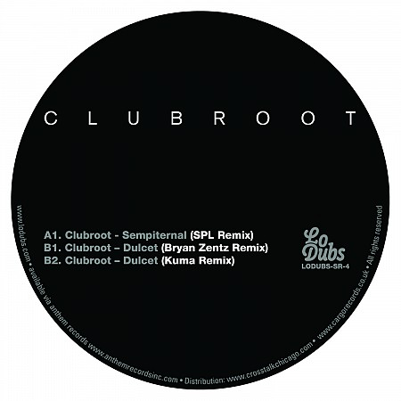 Clubroot/REMIXES 1 12""