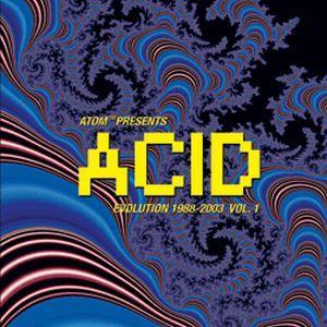 Atom Heart/ACID EVOLUTION 1988-2003 DLP
