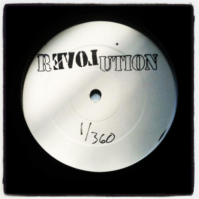 "Various/LOVE REV001 12"""