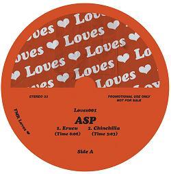 "Audio Soul Project/LOVES VOL. 1 12"""