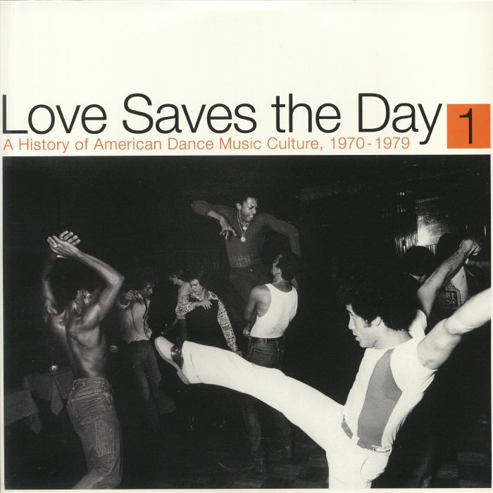 Various/LOVE SAVES THE DAY... PART 1 DLP