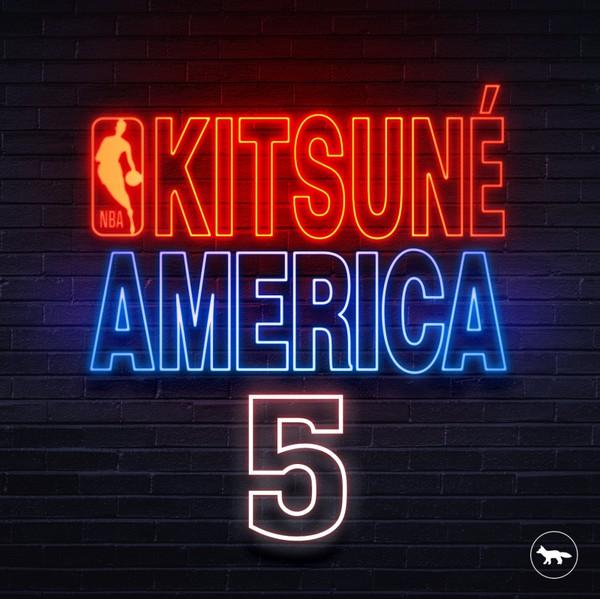 Various/KITSUNE AMERICA 5 DLP