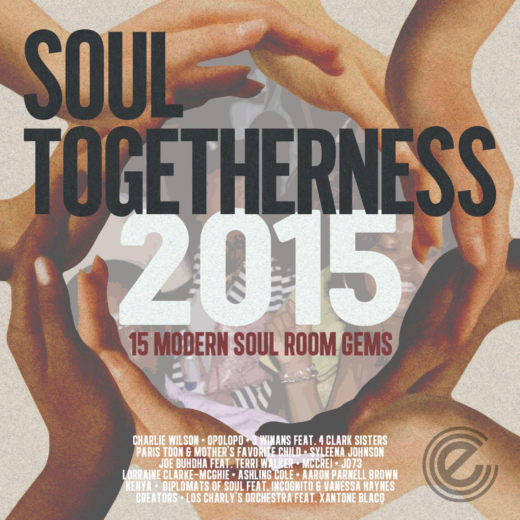 Various/SOUL TOGETHERNESS 2015 DLP