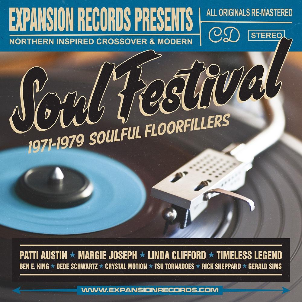 Various/SOUL FESTIVAL (1971-79) LP