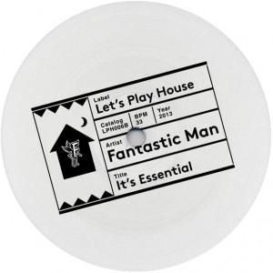 """Fantastic Man/IT'S ESSENTIAL 12"""""""