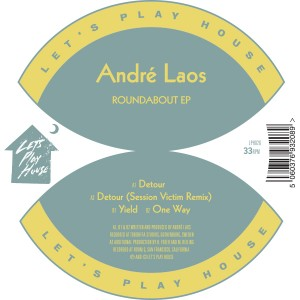 """Andre Laos/ROUNDABOUT 12"""""""