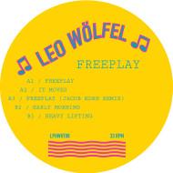 """Leo Wolfel/FREEPLAY 12"""""""