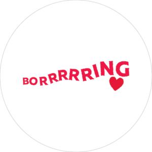"DJ Boring/SUNDAY AVENUE 12"""