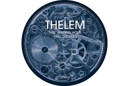 "Thelem/WAITING HOUR 12"""