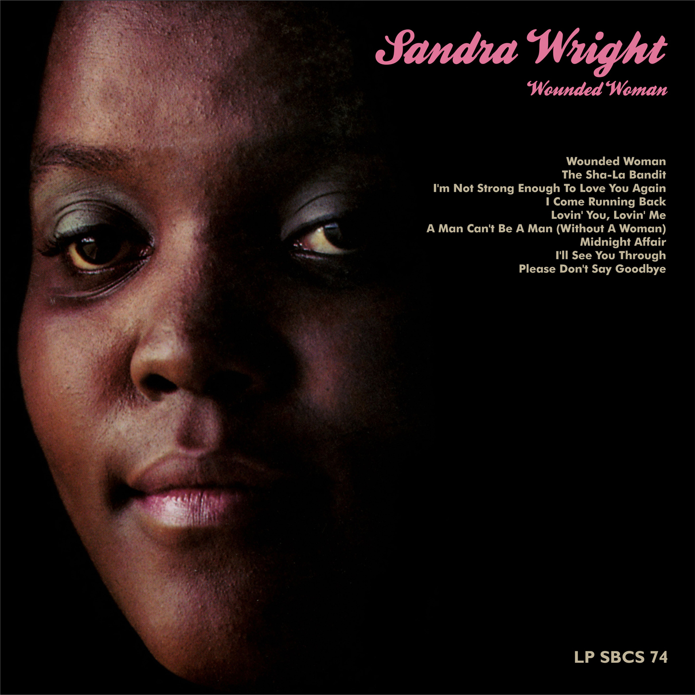Sandra Wright/WOUNDED WOMAN (RSD) LP