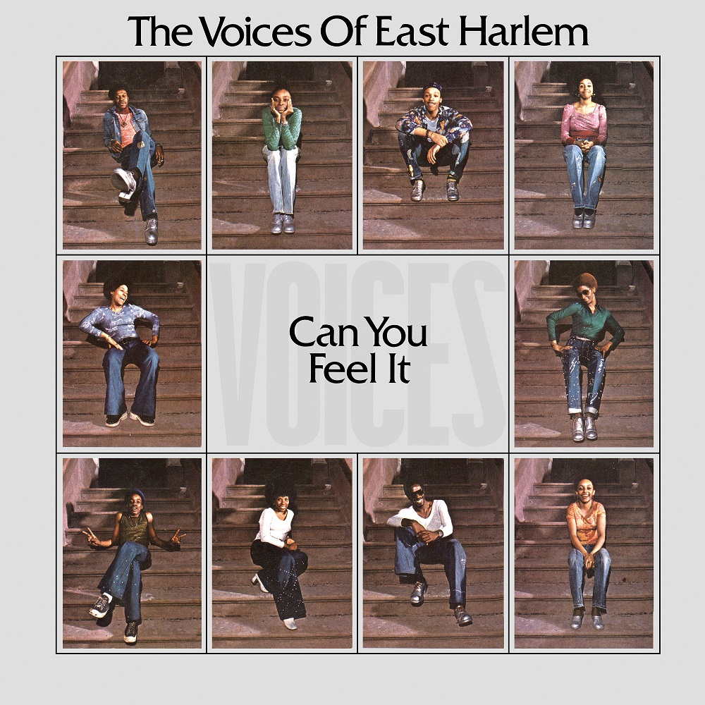Voices of East Harlem/CAN YOU FEEL IT LP