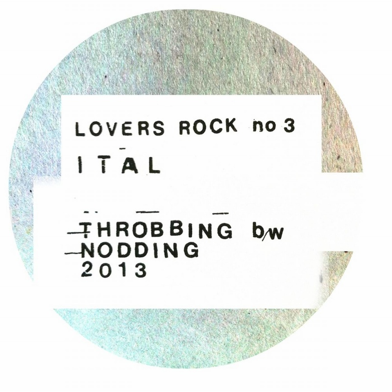 """Ital/THROBBING & NODDING 12"""""""