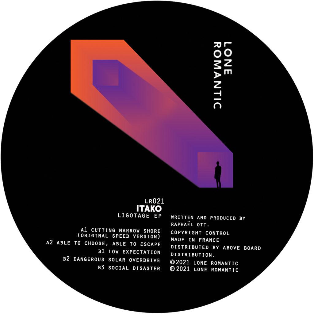 """Itako/LIGOTAGE EP 12"""""""