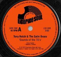 "Tony Hatch/SOUNDS OF THE 70""S 7"""