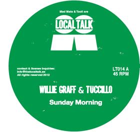 """Willie Graff & Tuccillo/MISDIRECTION 12"""""""