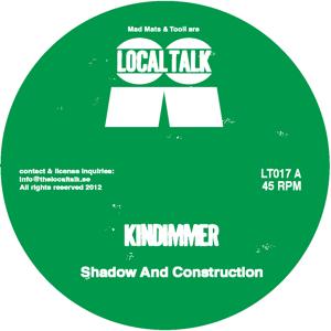 "Kindimmer/SHADOW & CONSTRUCTION 12"""