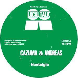 "Cazuma & Andreas/NOSTALGIA 12"""