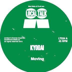"""Kyodai/MOVING EP 12"""""""
