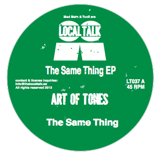 Art of Tones/THE SAME THING EP 12""