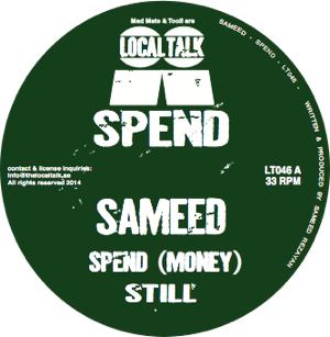 """Sameed/SPEND 12"""""""