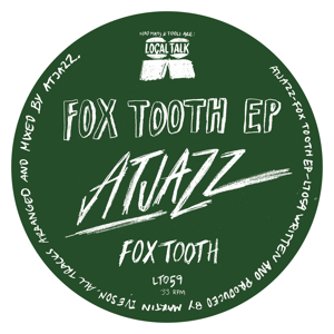 """Atjazz/FOX TOOTH EP 12"""""""