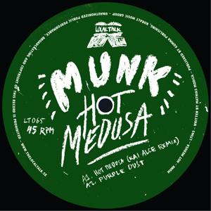 "Munk/HOT MEDUSA (KAI ALCE REMIX) 12"""