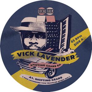"Vick Lavender/SHIFTING GEARS EP 12"""