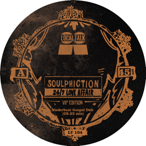 Soulphiction/24-7 LOVE AFFAIR VIP 12""