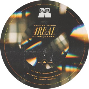 """Luke Fono/4REAL (CRACKAZAT REMIX) 12"""""""