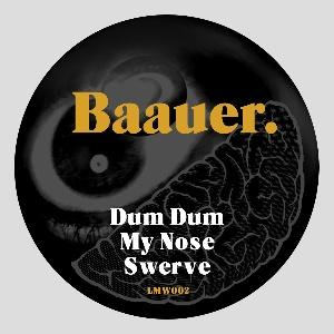 """Baauer/DUM DUM (LASER-ETCHED) 12"""""""
