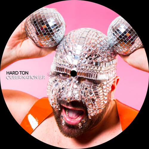 Hard Ton/QUEER NATION EP 12""