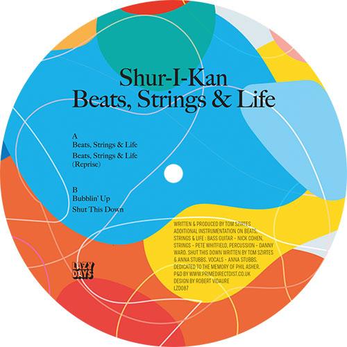 "Shur-I-Kan/BEATS, STRINGS & LIFE 12"""
