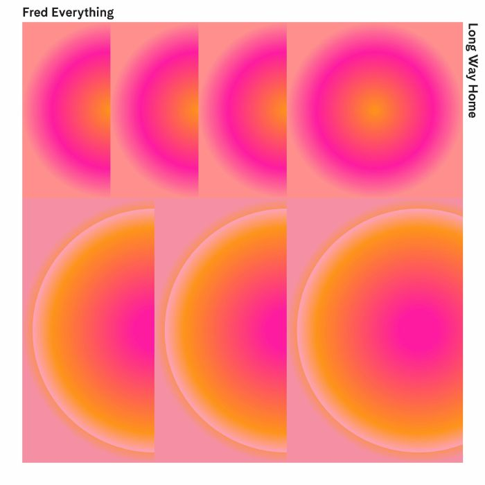 Fred Everything/LONG WAY HOME DLP