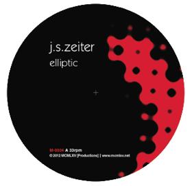 "J.S. Zeiter/ELLIPTIC 12"""