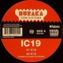 "Buraka Som Sistema/IC19 REMIXES 12"""