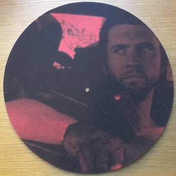 Mad Max/ROAD WARRIOR SLIPMAT
