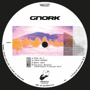 """Gnork/MAGIC ARP EP 12"""""""