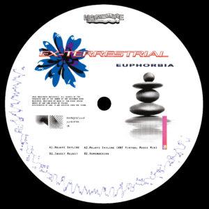 "Ex-Terrestrial/EUPHORBIA EP 12"""