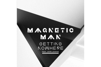 """Magnetic Man/GETTING NOWHERE 12"""""""