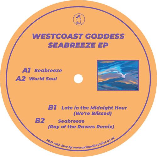 "Westcoast Goddess/SEABREEZE EP 12"""