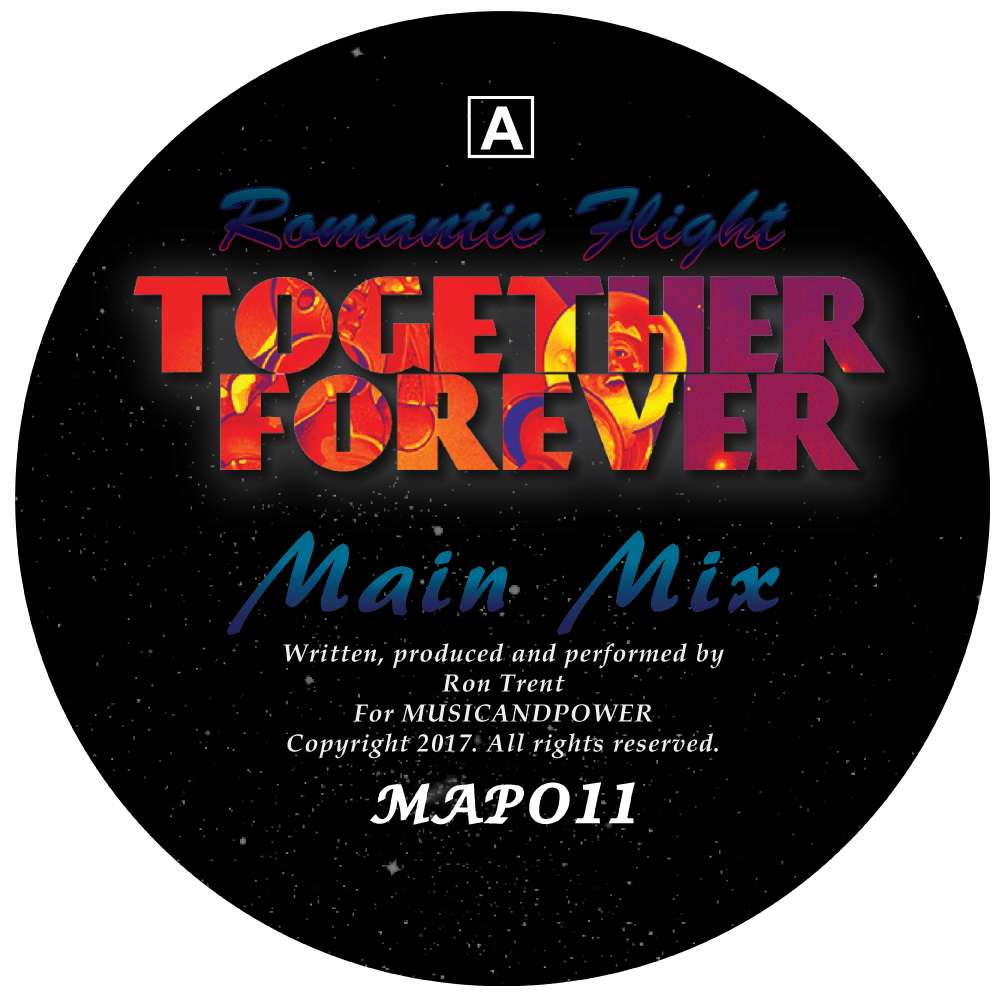 Romantic Flight/TOGETHER FOREVER 12""