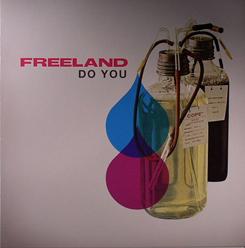 """Freeland/DO YOU (JOKER RMX) 12"""""""